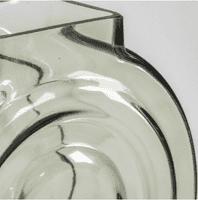 Round Green Vase | Home Accessories